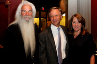 William Lee Golden, Gov. Haslam, First Lady Haslam