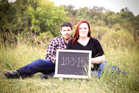 Julie Cowherd & Chris Lee Engagement 9.4.15 ©  Moments By Moser 13